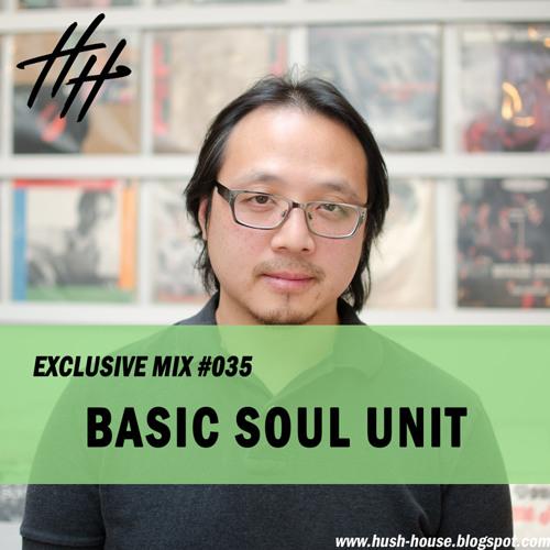 HH MIX #035 - BASIC SOUL UNIT