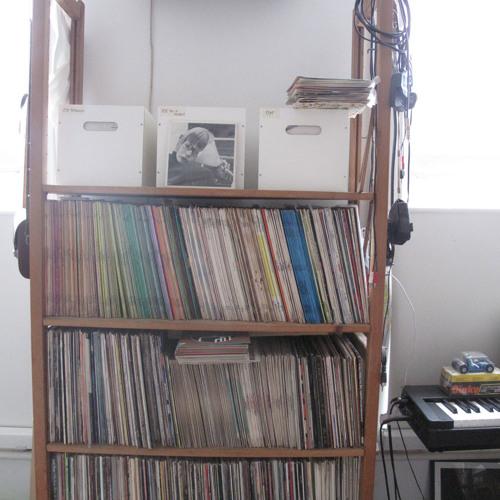 Ud og samle svampe mix vol. 2 - Wundergrund mixtape med Jonny Trunk