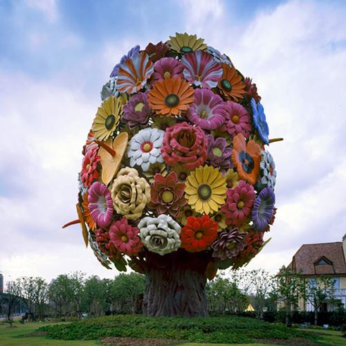 Massive Flower