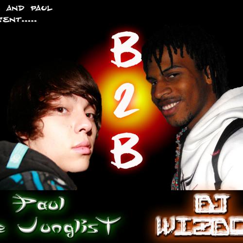 Paul the Junglist B2B DJ Wizdom (2009)
