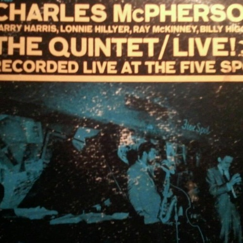 """Suddenly"" - Charles McPherson (vinyl)"
