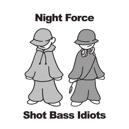 Shot Bass Idiots - Night Force Demo