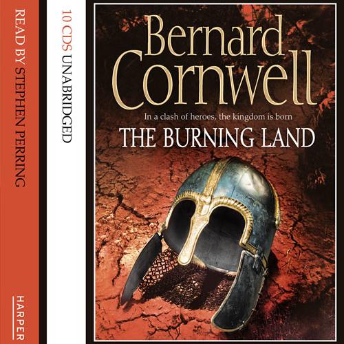 audio book the burning land