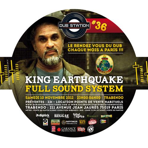 King Earthquake & Pablo Gad - ARMAGEDDON DAWN