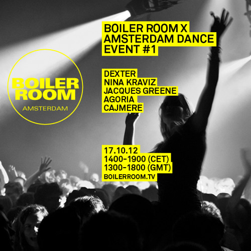 Nina Kraviz 65 min Boiler Room DJ Set at Amsterdam Dance Event 2012