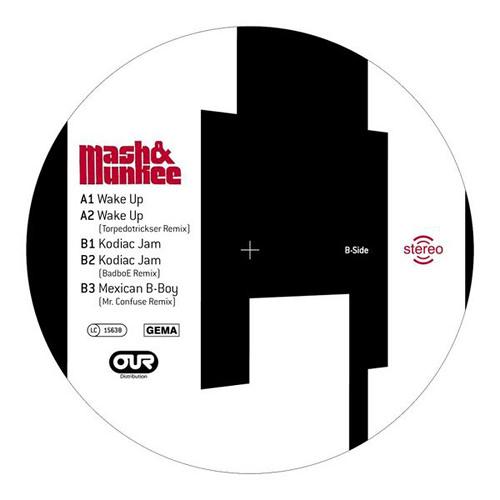 Mash & Munkee - Mexican B-Boy (Mr. Confuse Remix)