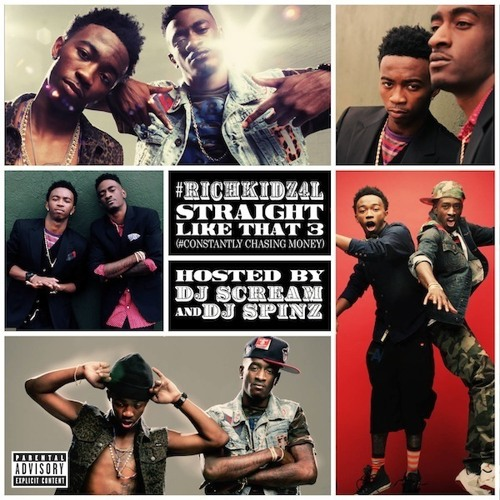 Rich Kidz - Kool On The Low Remix Ft  Young Ken