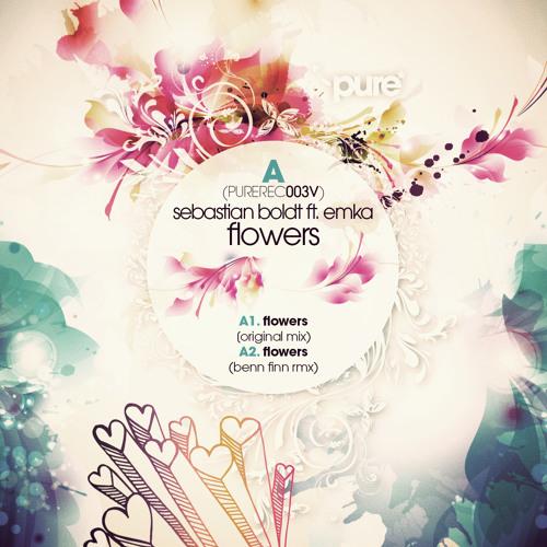 SEBASTIAN BOLDT FT. EMKA - FLOWERS // pure* records: vinyl out now!