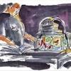 Big Buddha roule en Limousine (Cabaret Aléatoire - 14/10/2012 - B4show)