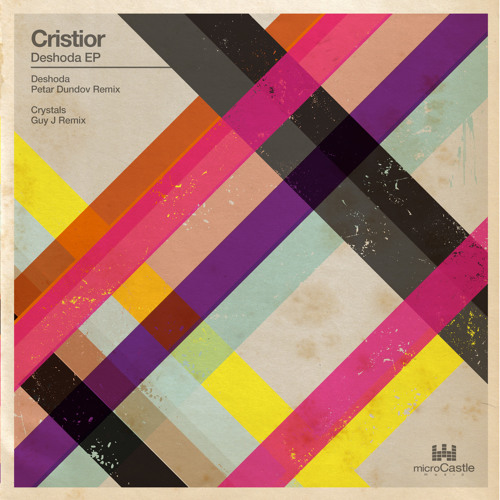 Cristior - Crystals (Guy J Remix) - microCastle (PREVIEW CLIP)