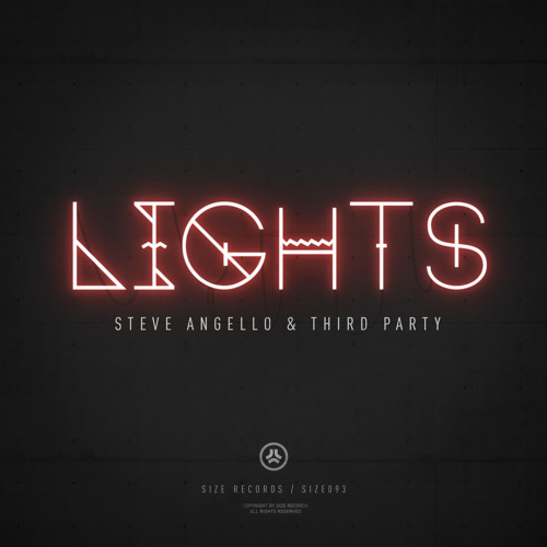 Steve Angello & Third Party 'Lights' Out Now @ Beatport