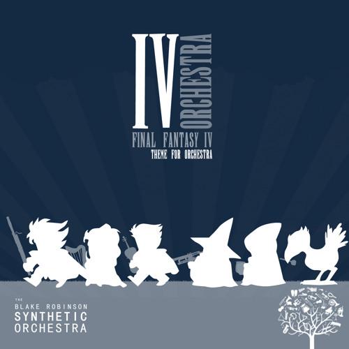 FFIV - Main Theme Orchestra