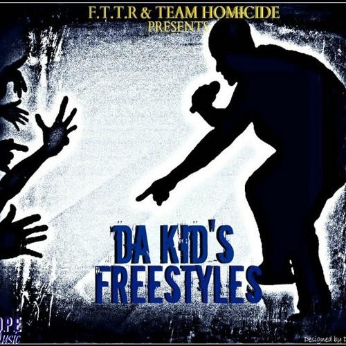 Da Kid Freestyle 3