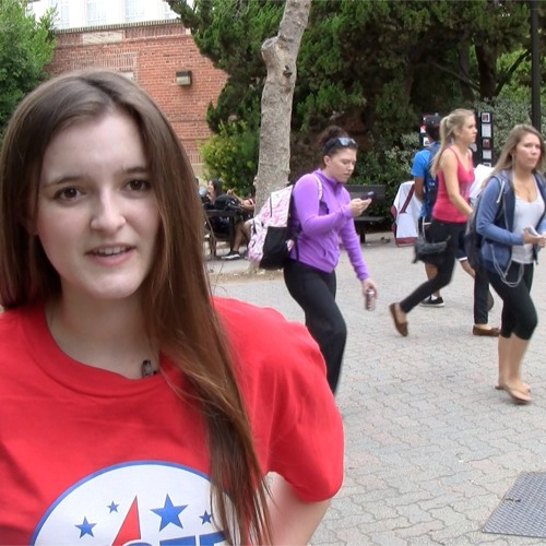 Voices of Young Voters: Chloe Groome, UCLA