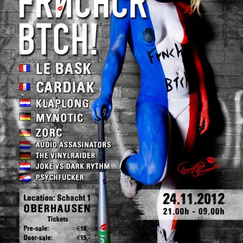 THE VINYLRAIDER - FRNCHCR BTCH! (OFFICIAL ANTHEM)