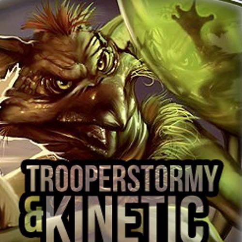 Trooperstormy & Kinetic - Salacious Crumb