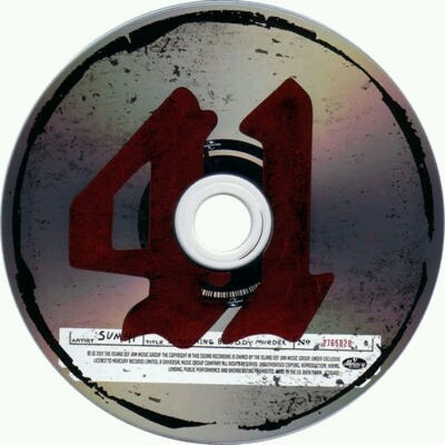 Sum 41 - Over My Head (Better Off Dead)  ( Acoustic)
