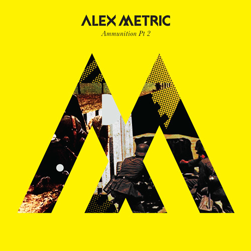 Alex Metric - Rave Weapon (Aeroplane Droid Mix)