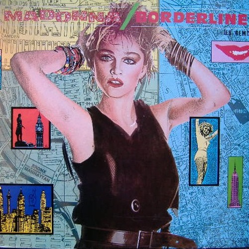 Madonna   Borderline (Matt Mix)