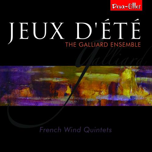 Paul Taffanel Quintet: Vivace by The Galliard Ensemble (DXL 1149)