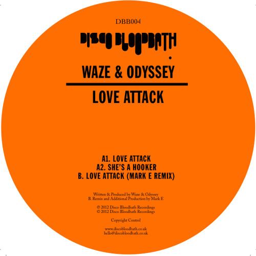 DBB004 A1. Waze & Odyssey - Love Attack