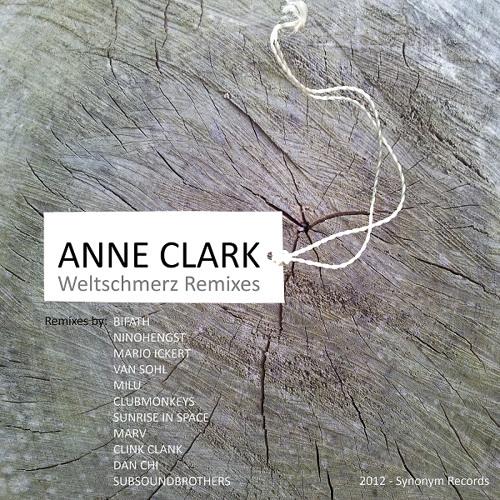 Anne Clark - Weltschmerz Van Sohl Remix preview
