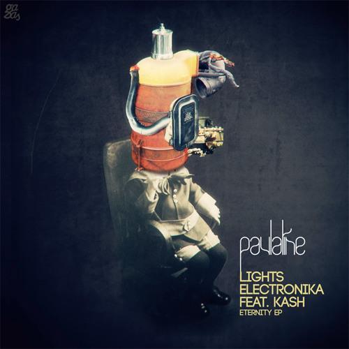 [PAU007]  Lights Electronika Feat. Kash - Eternity (Piek Remix)