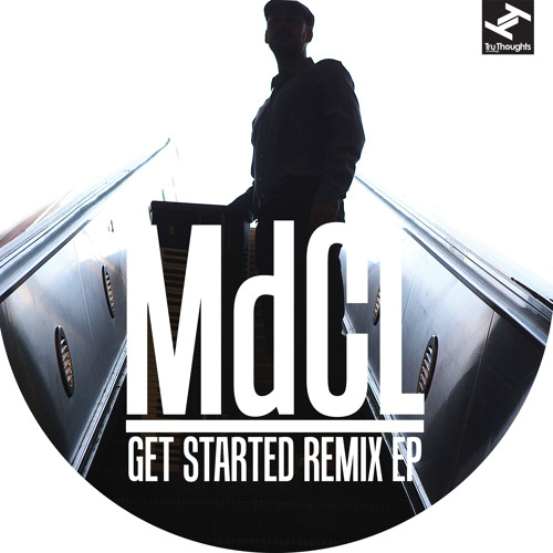 Mark de Clive-Lowe - Get Started ft Omar (Full Crate Remix)