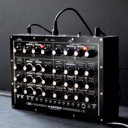 Bass End micromac-d