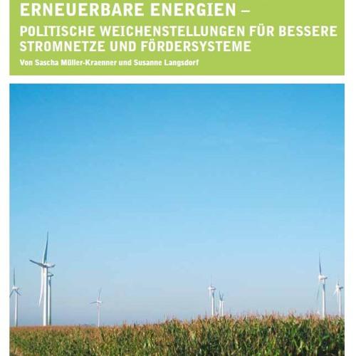 Studienpräsentation: Eine Europäische Union für erneuerbare Energien