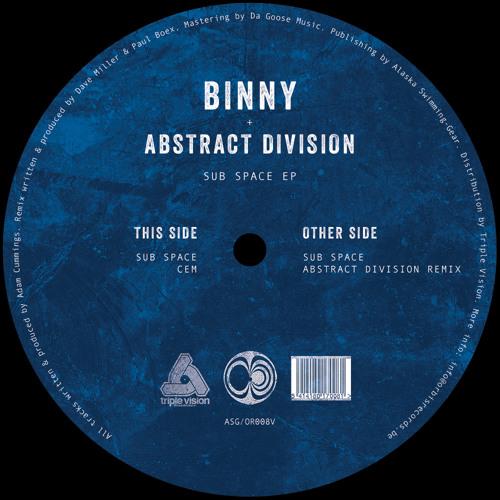 Orbis008 A1 - Binny - Sub Space