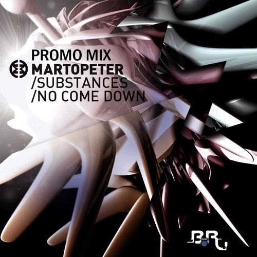 MartOpetEr - Substances Promo Mix - Broken Robot Special Edition - October 2012