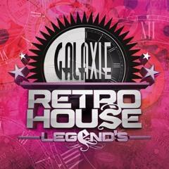 G-RöM - Galaxie Retro House Legend's 6 - 2H Live mix'set (13.10.12 @ Barcy Cosy)