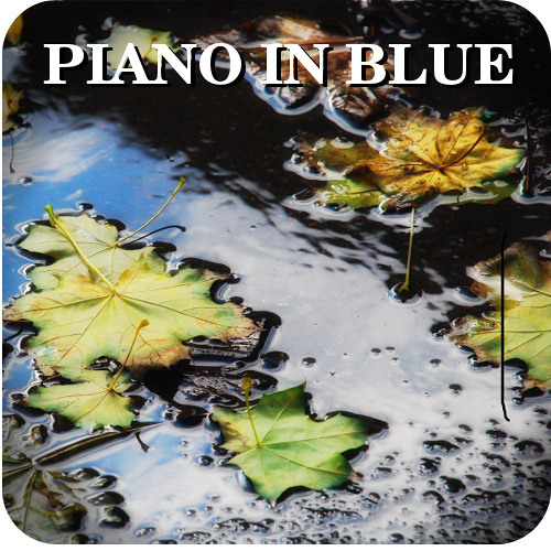 Piano in blue (collab with Asacko)