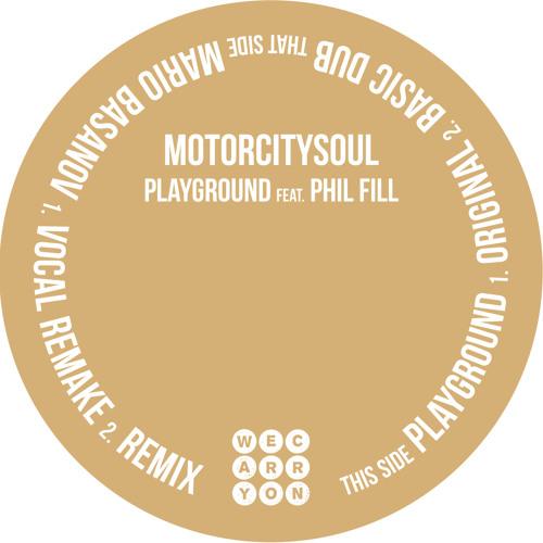 Motorcitysoul - Playground (Mario Basanov Remix) 12''