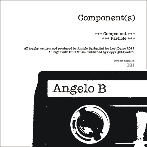 Angelo B - Particle (Original mix) // LOST DEMO