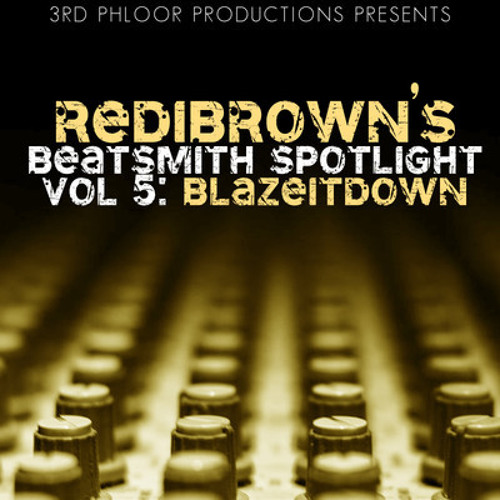 Redi Brown - Serious (Produced By Blazeitdown)