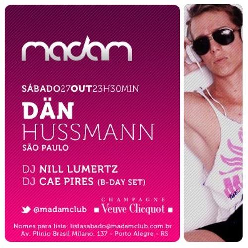 Madam Club Remixed By Dän Hussmann - Powered by Veuve Clicquot