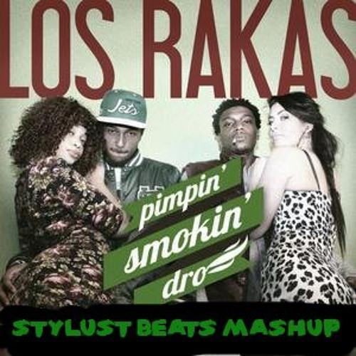 HARDWELL/CARNAGE vs LOS RAKAS - PIMPIN' SMOKIN DRO (STYLUST BEATS MASHUP)