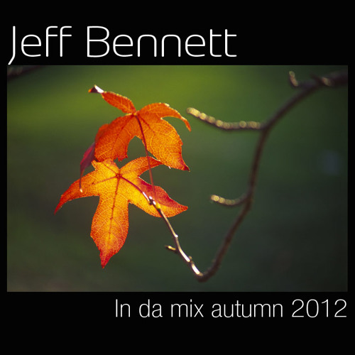 Jeff Bennett DJMIX Autumn 2012 FREE DOWNLOAD