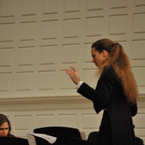 "Polina Nazaykinskaya ""Haim"" (intro) for clarinet, string quartet, two pianos and narration"