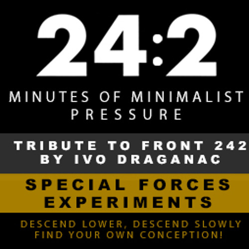 Special Forces Experiments (Front 242 Tribute by Ivo Draganac)