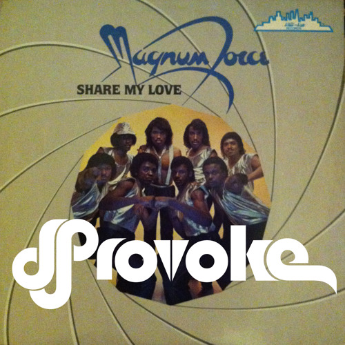 Magnum Force-Girl You're Too Cool (Dj Provoke extended edit)