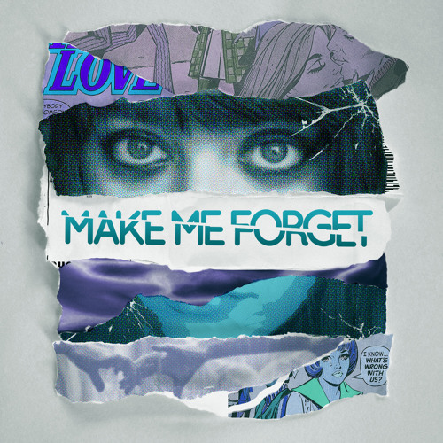 """Bass Kleph """"Make Me Forget"""" (Chardy remix) [PREVIEW]"""