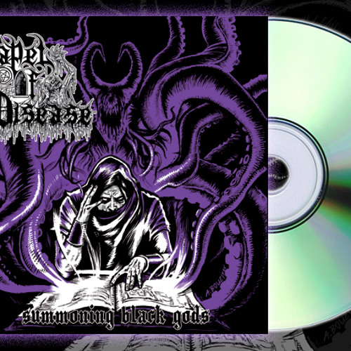 CHAPEL OF DISEASE - Descend To The Tomb
