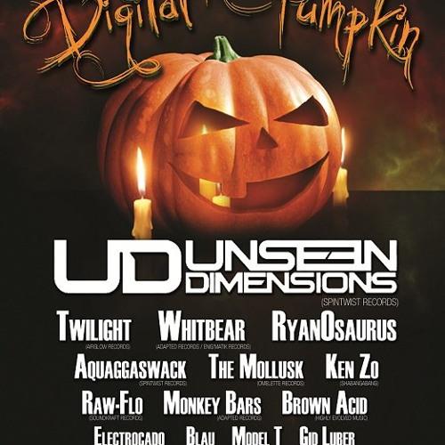 Digital Pumpkin Promo mix