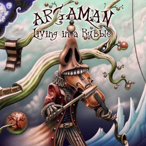 ARGAMAN - LivingInABubble