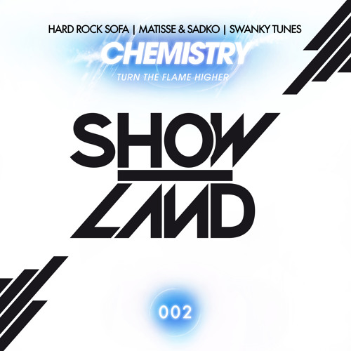 Hard Rock Sofa, Matisse & Sadko, Swanky Tunes - Chemistry (Turn The Flame Higher) (Original Mix)
