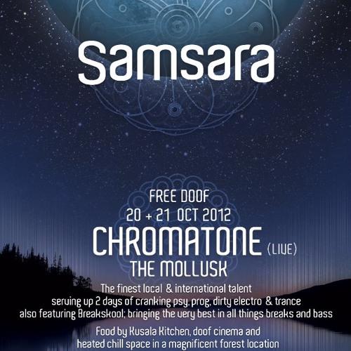 Moskalin @ Samsara (Recorded live) 21/10/12