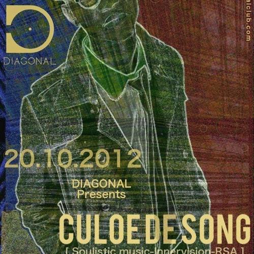 "Culoe De Song @ ""Let's Groove"" feat. Club Culture Forum.com 20.10.2012"